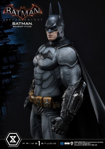 Prime 1 Studio - Batman Arkham Knight - Batman Batsuit V743 - 23