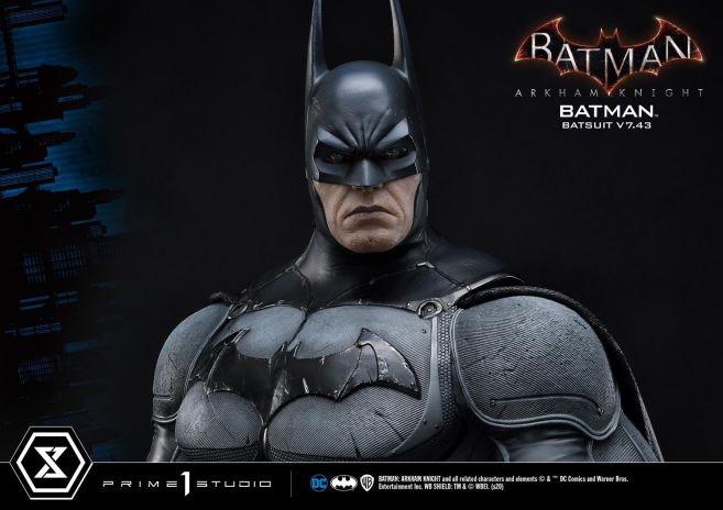Prime 1 Studio - Batman Arkham Knight - Batman Batsuit V743 - 24