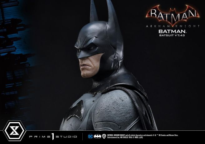 Prime 1 Studio - Batman Arkham Knight - Batman Batsuit V743 - 25