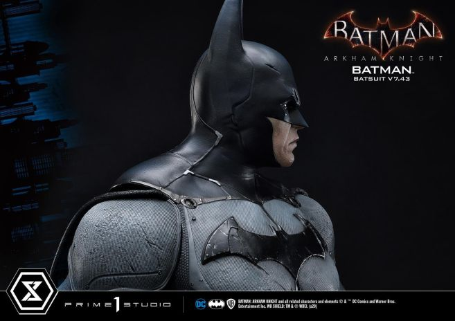 Prime 1 Studio - Batman Arkham Knight - Batman Batsuit V743 - 26