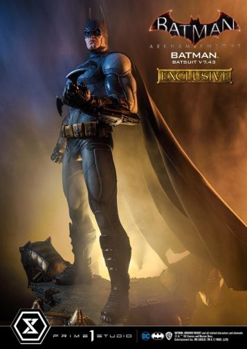Prime 1 Studio - Batman Arkham Knight - Batman Batsuit V743 - EX - 01