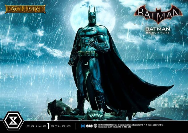 Prime 1 Studio - Batman Arkham Knight - Batman Batsuit V743 - EX - 11
