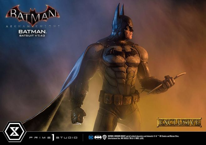 Prime 1 Studio - Batman Arkham Knight - Batman Batsuit V743 - EX - 18