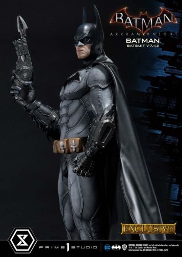 Prime 1 Studio - Batman Arkham Knight - Batman Batsuit V743 - EX - 21