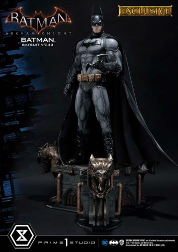 Prime 1 Studio - Batman Arkham Knight - Batman Batsuit V743 - EX - 24