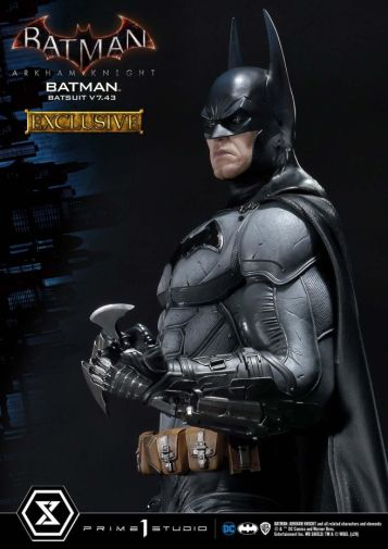 Prime 1 Studio - Batman Arkham Knight - Batman Batsuit V743 - EX - 26