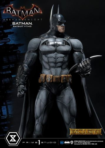 Prime 1 Studio - Batman Arkham Knight - Batman Batsuit V743 - EX - 27