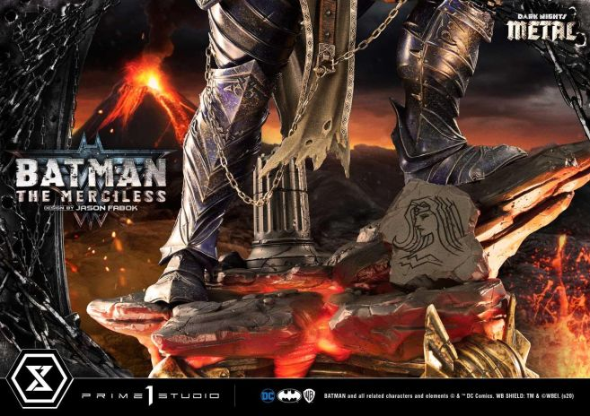Prime 1 Studio - Dark Knights Metal - The Merciless - 13