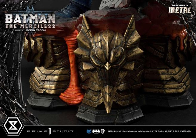 Prime 1 Studio - Dark Knights Metal - The Merciless - 39