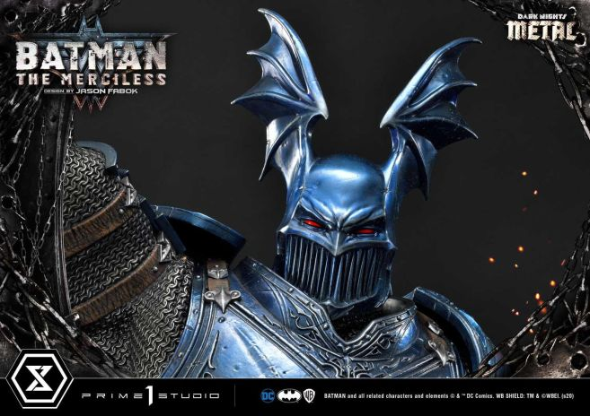 Prime 1 Studio - Dark Knights Metal - The Merciless - 43