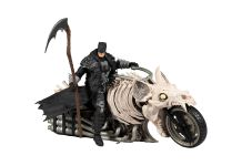 McFarlane Toys - DC Multiverse - Batman - Dark Knights Metal - Death Metal Batcycle - Featured - 01