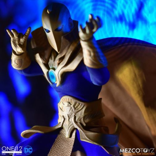 Mezco Toyz - One 12 Collective - Doctor Fate - 03