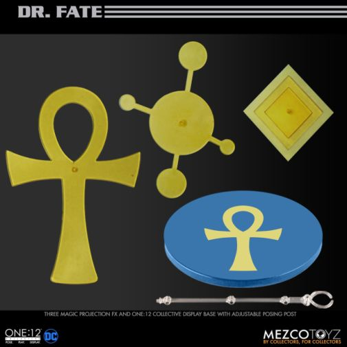 Mezco Toyz - One 12 Collective - Doctor Fate - 15