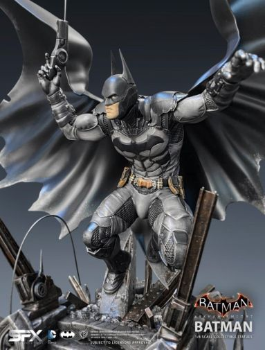 Silver Fox Collectibles - Batman - Arkham Knight Batman - 05