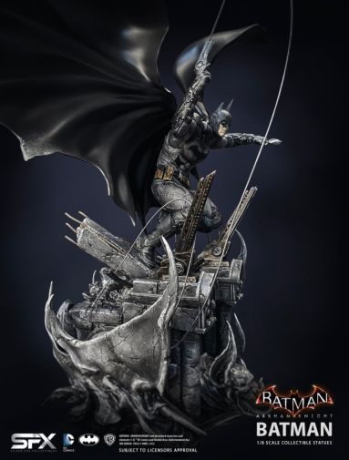 Silver Fox Collectibles - Batman - Arkham Knight Batman - 13