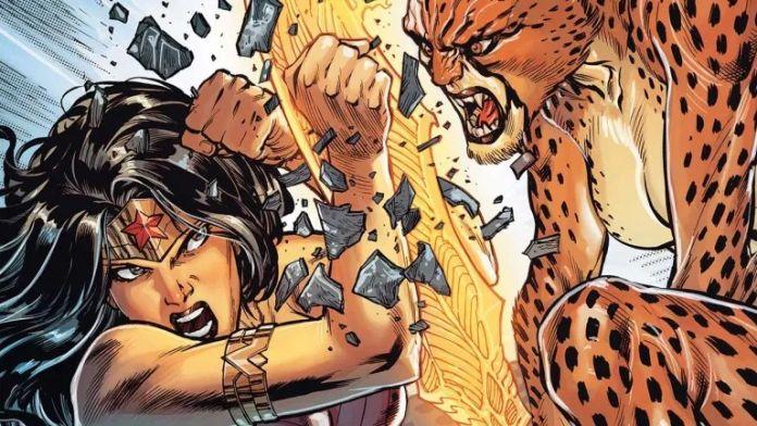 DC's Cheetah