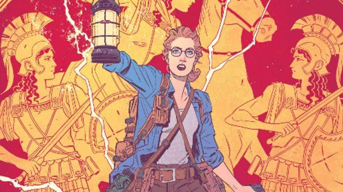 DC's Cheetah - Barbara Ann Minerva