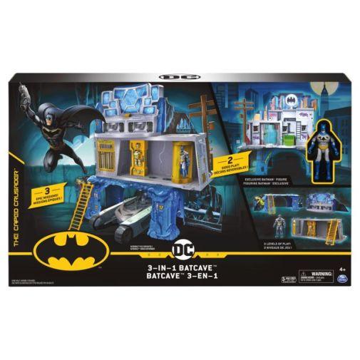 3-in-1 Batcave 1