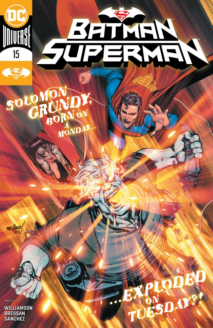 Batman/Superman #15 Review - The Aspiring Kryptonian