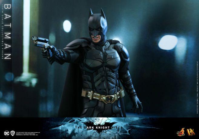 Hot Toys - The Dark Knight Rises - Batman - 16