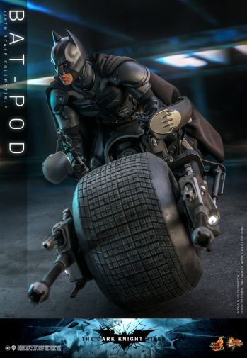 Hot Toys - The Dark Knight Rises - Batpod - 03