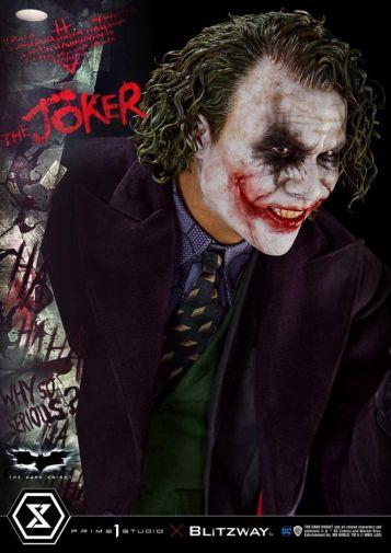 Prime 1 Studio - Batman - The Dark Knight - Joker - 11