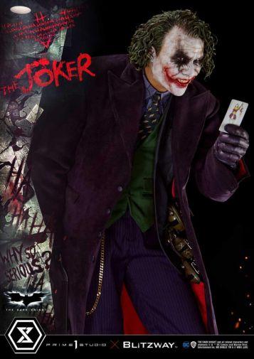 Prime 1 Studio - Batman - The Dark Knight - Joker - 15
