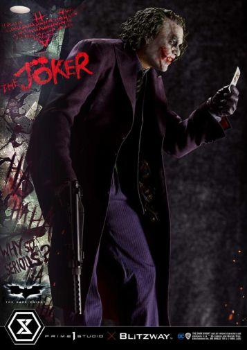 Prime 1 Studio - Batman - The Dark Knight - Joker - 25