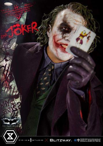Prime 1 Studio - Batman - The Dark Knight - Joker - 44