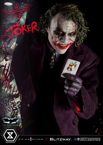 Prime 1 Studio - Batman - The Dark Knight - Joker - 46