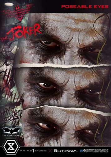 Prime 1 Studio - Batman - The Dark Knight - Joker - 60