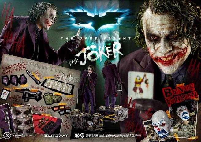 Prime 1 Studio - Batman - The Dark Knight - Joker - 80