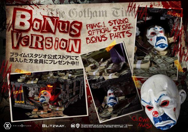 Prime 1 Studio - Batman - The Dark Knight - Joker - 81