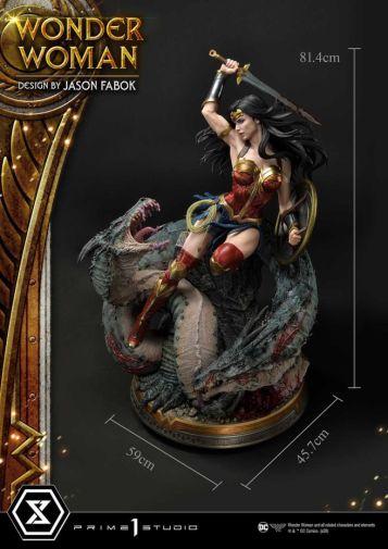 Prime 1 Studio - Wonder Woman - Wonder Woman vs Hydra - 06