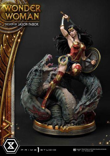 Prime 1 Studio - Wonder Woman - Wonder Woman vs Hydra - 07