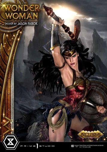 Prime 1 Studio - Wonder Woman - Wonder Woman vs Hydra - 11
