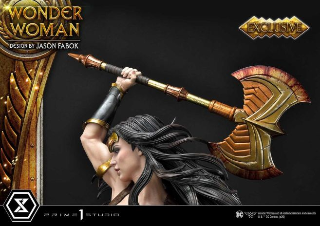 Prime 1 Studio - Wonder Woman - Wonder Woman vs Hydra - 13