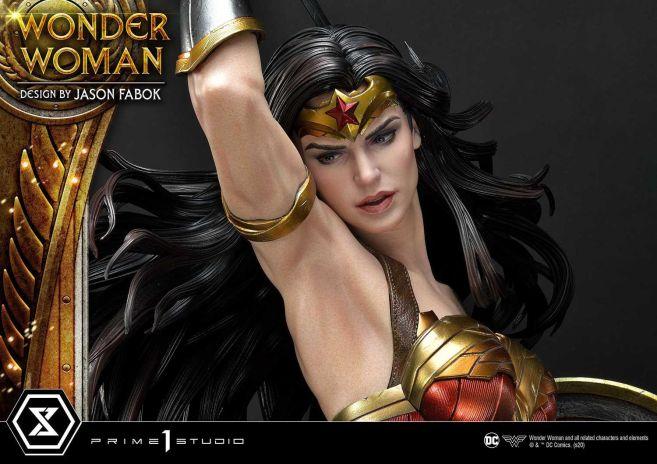 Prime 1 Studio - Wonder Woman - Wonder Woman vs Hydra - 16
