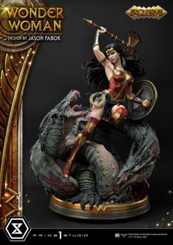 Prime 1 Studio - Wonder Woman - Wonder Woman vs Hydra - 21
