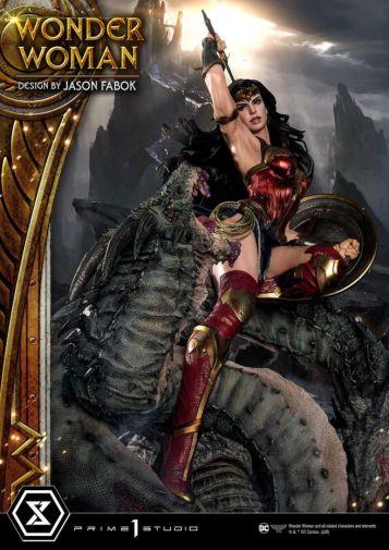 Prime 1 Studio - Wonder Woman - Wonder Woman vs Hydra - 24