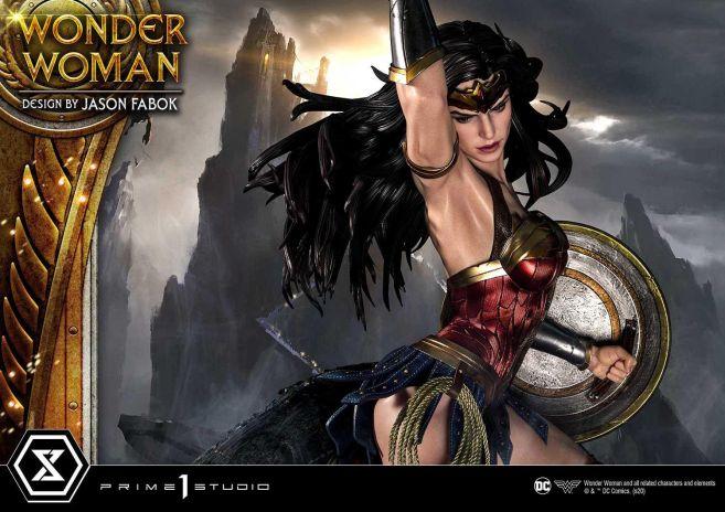 Prime 1 Studio - Wonder Woman - Wonder Woman vs Hydra - 28