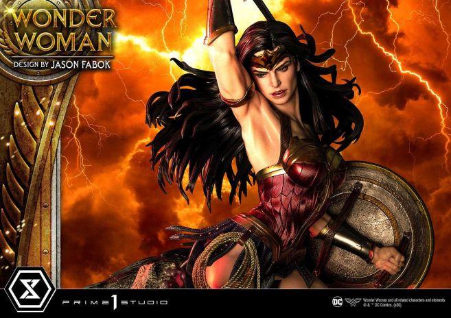 Prime 1 Studio - Wonder Woman - Wonder Woman vs Hydra - 31