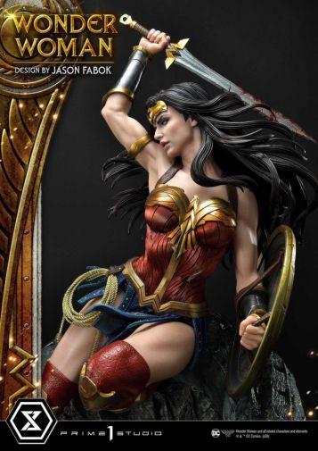 Prime 1 Studio - Wonder Woman - Wonder Woman vs Hydra - 37