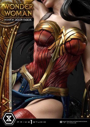 Prime 1 Studio - Wonder Woman - Wonder Woman vs Hydra - 40