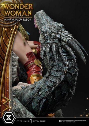 Prime 1 Studio - Wonder Woman - Wonder Woman vs Hydra - 44