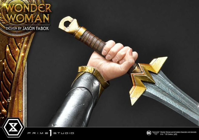 Prime 1 Studio - Wonder Woman - Wonder Woman vs Hydra - 51