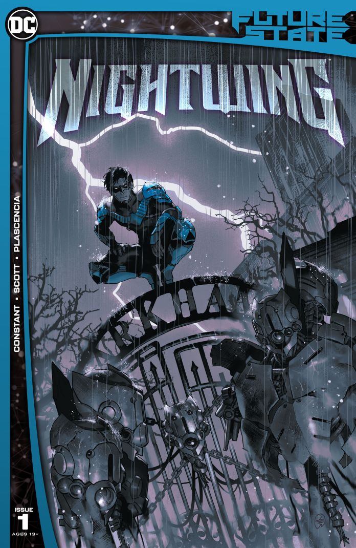 Future State: Nightwing #1 review | Batman News
