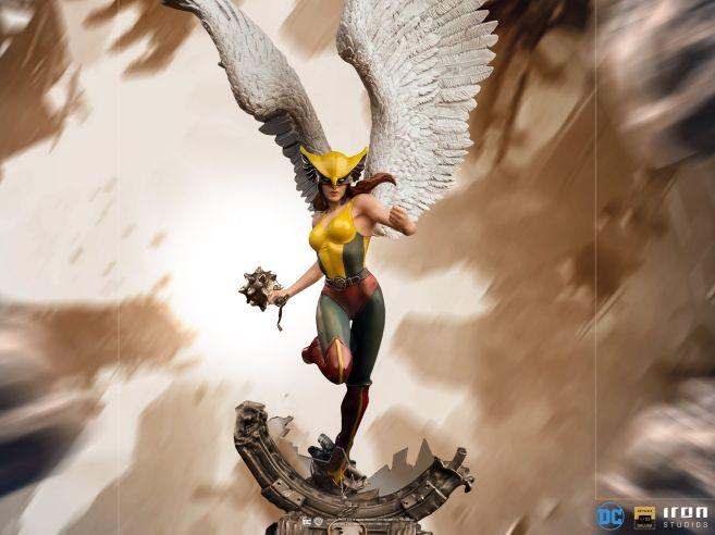 Iron Studios - DC Comics - Hawkgirl - 01