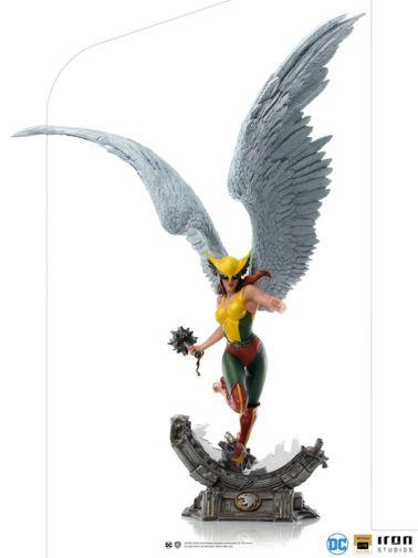 Iron Studios - DC Comics - Hawkgirl - 03