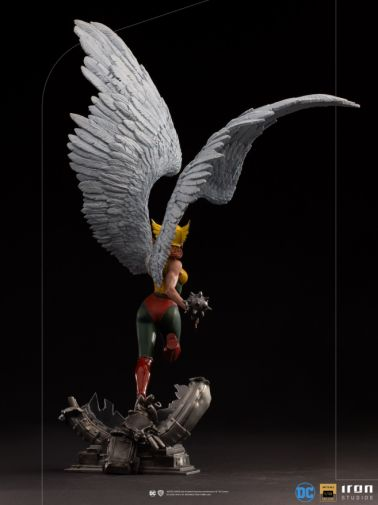 Iron Studios - DC Comics - Hawkgirl - 06